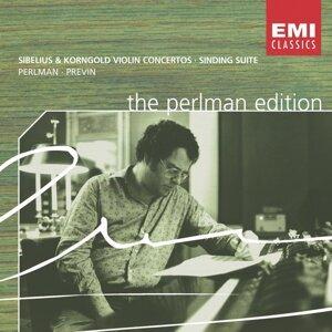 Itzhak Perlman/Pittsburgh Symphony Orchestra/André Previn (帕爾曼〈小提琴〉普列文〈指揮〉匹茲堡交響樂團) 歌手頭像