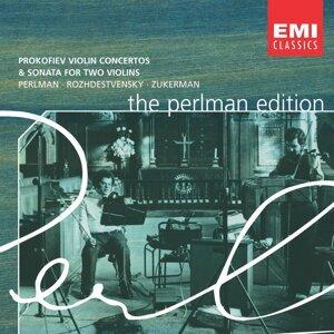 Itzhak Perlman/BBC Symphony Orchestra/Gennadi Rozhdestvensky/Pinchas Zukerman