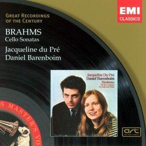 Jacqueline du Pré/Daniel Barenboim 歌手頭像