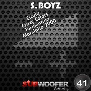 S.BOYZ 歌手頭像