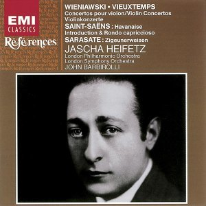 Jascha Heifetz/London Philharmonic Orchestra/London Symphony Orchestra/Sir John Barbirolli 歌手頭像