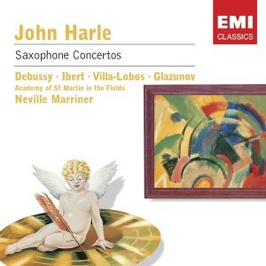 John Harle/Academy of St Martin-in-the-Fields/Sir Neville Marriner 歌手頭像
