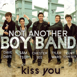 Not Another Boy Band feat. Dave Days, Kurt Schneider, Chester See, Sam Tsui & Tyler Ward