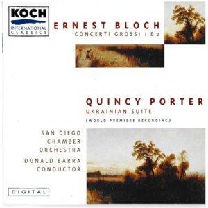 San Diego Chamber Orchestra; Donald Barra 歌手頭像