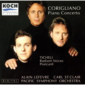 Alain Lefevre (piano); Pacific Symphony; Carl St. Clair 歌手頭像