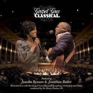 Jonathan Butler & Juanita Bynum 歌手頭像