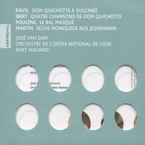 José Van Dam/Orchestre de l'Opéra National de Lyon/Kent Nagano