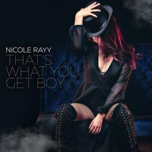 Nicole Rayy 歌手頭像