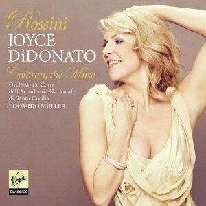 Joyce DiDonato/Orchestra dell' Accademia Nazionale di Santa Cecilia, Roma/Edoardo Muller 歌手頭像