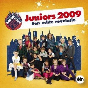 Juniors 2009 歌手頭像
