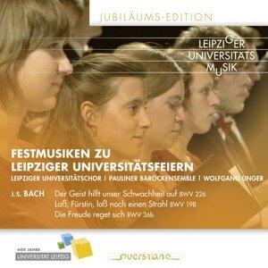 Nils Giesecke, Wolfgang Unger, Pauliner Barockensemble 歌手頭像