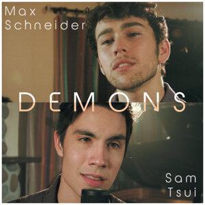 Sam Tsui & Max Schneider 歌手頭像