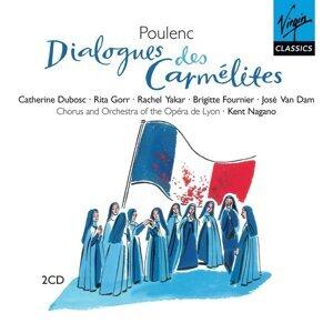 Kent Nagano/Choeurs de l'Opéra National de Lyon/Orchestre de l'Opéra National de Lyon 歌手頭像