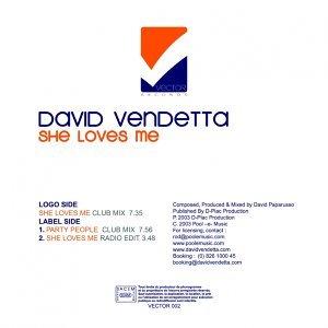 David Vendetta (大衛凡戴塔) 歌手頭像