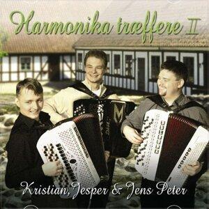 Kristian, Jesper og Jens Peter 歌手頭像