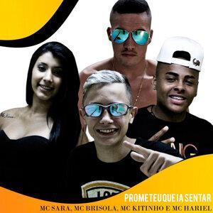 Mc Sara, Mc Brisola, Mc Kitinho & Mc Hariel 歌手頭像