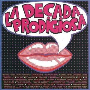 La Decada Prodigiosa 歌手頭像