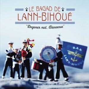 Le Bagad de Lann-Bihoué 歌手頭像