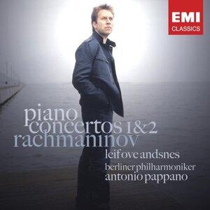 Leif Ove Andsnes/Berliner Philharmoniker/Antonio Pappano 歌手頭像