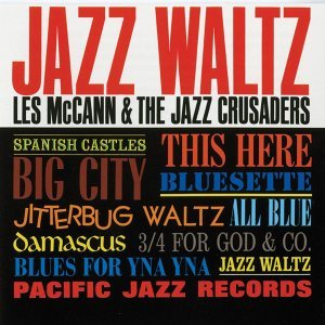Les McCann and the Jazz Crusaders 歌手頭像