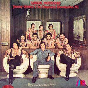 Jimmy Urbina Y Su Orquesta Revolucion 70 歌手頭像