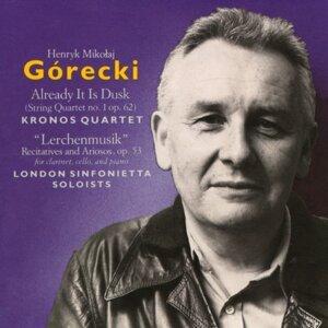 Kronos Quartet, London Sinfonietta Soloists, Henryk Gorecki 歌手頭像
