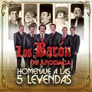 Los Baron De Apodaca 歌手頭像