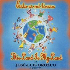 José-Luis Orozco 歌手頭像