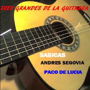 Sabicas, Andres Segovia, Paco De Lucia 歌手頭像