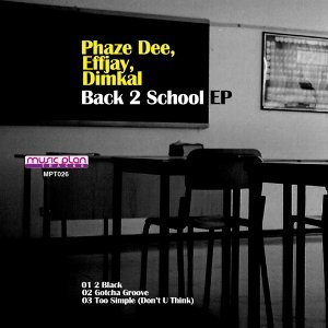 Phaze Dee, Effjay, Dimkal 歌手頭像