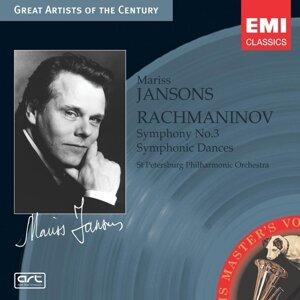 Mariss Jansons/St Petersburg Philharmonic Orchestra (Leningrad) 歌手頭像