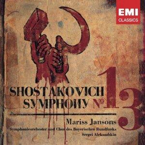 Mariss Jansons/Sergei Aleksashkin/Chor des Bayerischen Rundfunks/Symphonieorchester des Bayerischen Rundfunks 歌手頭像