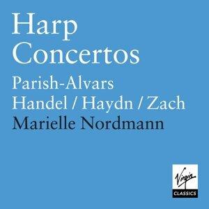 Marielle Nordmann/François-René Duchâble/Orchestre Philharmonique de Strasbourg/Orchestre d'Auvergne/Jean-Jacques Kantorow 歌手頭像