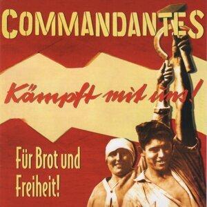 Commandantes 歌手頭像