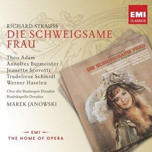 Marek Janowski/Theo Adam/Annelies Burmeister/Jeanette Scovotti/Trudeliese Schmidt/Werner Haseleu 歌手頭像