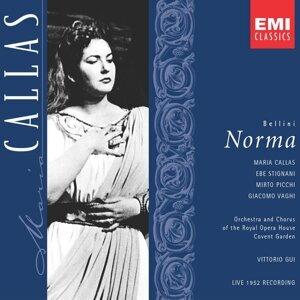 Maria Callas/Vittorio Gui/Orchestra of the Royal Opera House, Covent Garden/Chorus of the Royal Opera House, Covent Garden 歌手頭像