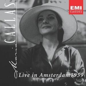 Maria Callas/Nicola Rescigno/Royal Concertgebouw Orchestra 歌手頭像