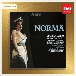 Maria Callas/Franco Corelli/Christa Ludwig/Nicola Zaccaria/Coro e Orchestra del Teatro alla Scala, Milano/Tullio Serafin 歌手頭像