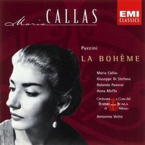 Maria Callas/Antonino Votto/Giuseppe di Stefano/Coro e Orchestra del Teatro alla Scala, Milano 歌手頭像