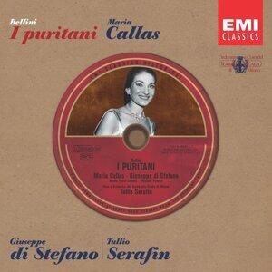 Maria Callas/Tullio Serafin/Giuseppe di Stefano 歌手頭像