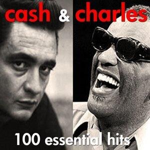 Johnny Cash & Ray Charles 歌手頭像