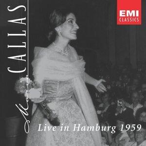 Maria Callas/Nicola Rescigno/Sinfonieorchester des Norddeutschen Rundfunks 歌手頭像