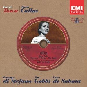 Maria Callas/Giuseppe di Stefano 歌手頭像