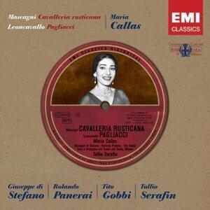 Maria Callas/Giuseppe di Stefano/Rolando Panerai/Tito Gobbi/Tullio Serafin 歌手頭像