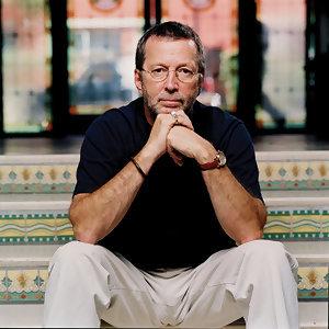 Eric Clapton (艾力克萊普頓) 歌手頭像