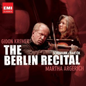 Martha Argerich/Gidon Kremer 歌手頭像