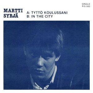 Martti Syrjä 歌手頭像
