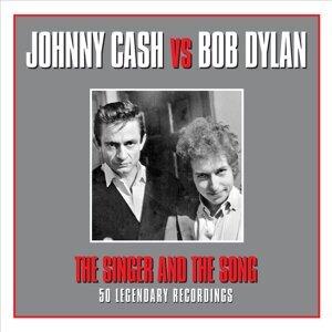 Johnny Cash & Bob Dylan 歌手頭像