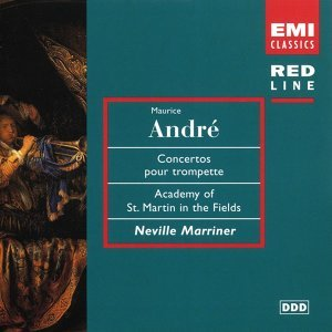 Maurice André/Academy of St Martin-in-the-Fields/Sir Neville Marriner/Ensemble Orchestral de Paris/Jean-Pierre Wallez 歌手頭像