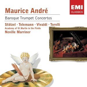 Maurice André/Sir Neville Marriner 歌手頭像